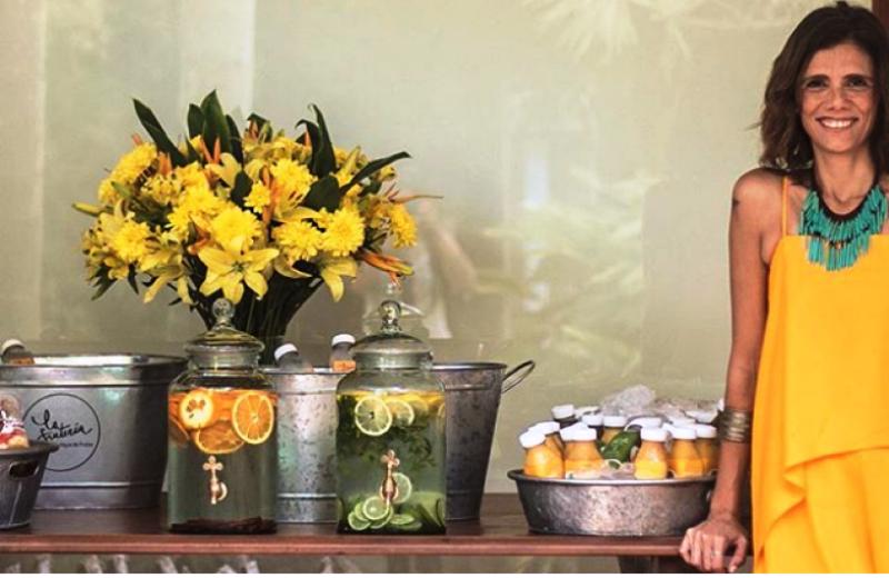 Chef Brasileira Funda 1ª Escola Do País Especializada Em Alimentação